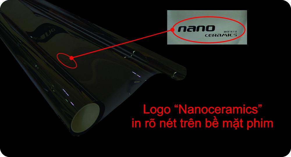phim cách nhiệt nano ceramics